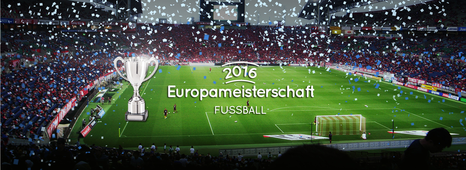 Die Fußball-Europameisterschaft ist vorbei!