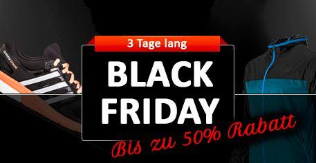 Black Friday Sale Genießen Sie die einzigartige Rabatt-Aktion in unserem Online-Shop. Kaufen Sie vom 27. bis 29.11. 2015 zu Top-Preisen ein!