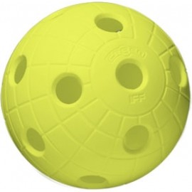 Unihoc BALL CRATER NEON YELLOW