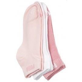 Puma 3PPK ROSA-KURZ - Socken