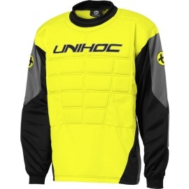 Unihoc GOALIE SWEATER BLOCKER JR