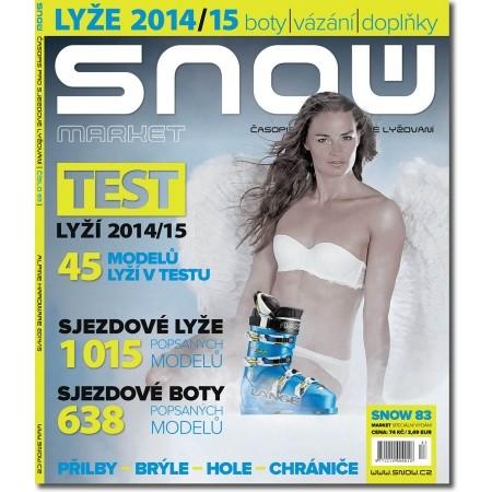 Zeitschrift Snow - Zeitschrift Snow - Sportisimo Zeitschrift Snow - 1