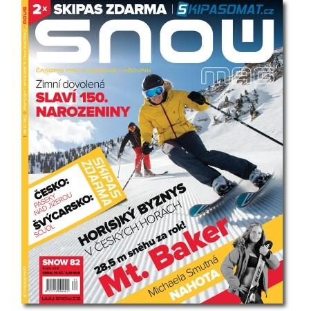 Zeitschrift Snow - Zeitschrift Snow - Sportisimo Zeitschrift Snow - 2