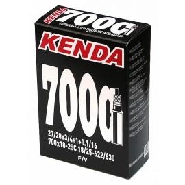 Kenda SCHLAUCH 28 18/25-622/630 FV - Schlauch für Trekkingbikes.