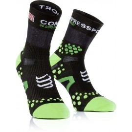 Compressport RUN HI V2.1 - Kompressionssocken