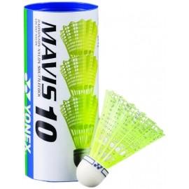Yonex MAVIS 10 - Badminton-Federbälle