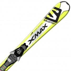 Salomon E X-MAX JR S + E EZY5 B80