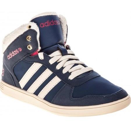 Beste Qualität Adidas Hoops WTR MID Kinder Sneaker Braun