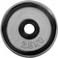 Fitforce HANTELSCHEIBE 2,5KG CHROM 30MM