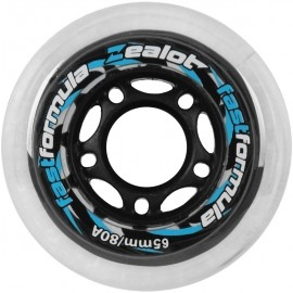 Zealot WHEELS 65X24MM - Rollen 4er Set - Zealot