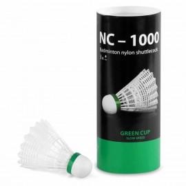 Tregare NC-1000 SLOW - Badmintonbälle