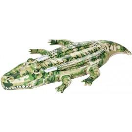 Bestway CAMO CROCODILE RIDER - Aufblasbares Krokodil