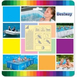 Bestway UNDERWATER ADHESIVE REPAIR - Reparatur Set