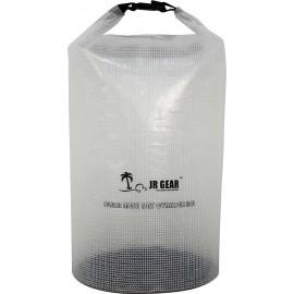 JR GEAR WASSERDICHTER PACKSACK 30L CLEAR ME - Wasserdichter Packsack