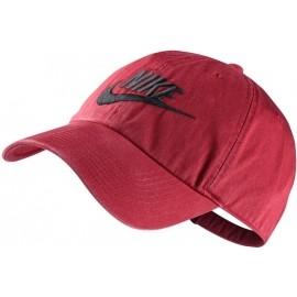 Nike NIKE FUTURA WASHED H86 - RED - Cap