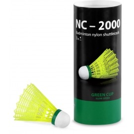 Tregare NC-2000 SLOW - 3KS - Badmintonbälle