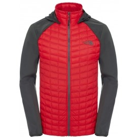 The North Face M THERMOBALL HYBRID HOODIE - Herrenjacke