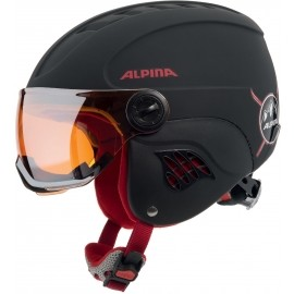 Alpina Sports CARAT LE VISOR HM - Kinder Skihelm