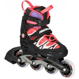 Powerslide PHUZION ORBIT GIRLS SOFTBOOT - Kinder Fitness Inlineskates