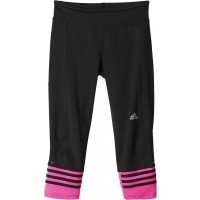 adidas RS 3/4TGT W - Damen Lauftights