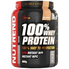 Nutrend 100 WHEY PROTEIN 900G BANANE