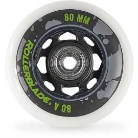 Rollerblade WHEELS PACK URBAN 80-80A+SG7 - Rollen für Inlineskates-Set