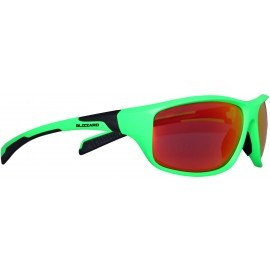 Blizzard NEON GREEN MATT POL