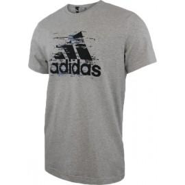adidas ESS LOGO - Herren T-Shirt
