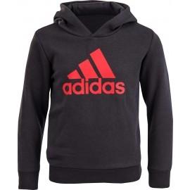 adidas ESSENTIALS LOGO HOODIE - Jungen Sweatshirt