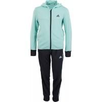adidas TRACKSUITS HOODED POLYESTER - Mädchen Trainingsanzug