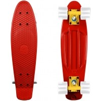 Long Island RED 22 - Mini Longboard
