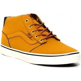 Vans M CHAPMAN MID (Buck) Spruce/Black - Herren Sneaker