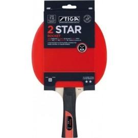 Stiga 2 STAR ROCKET - Tischtennisschläger