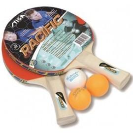 Stiga SET PACIFIC - Tischtennisset