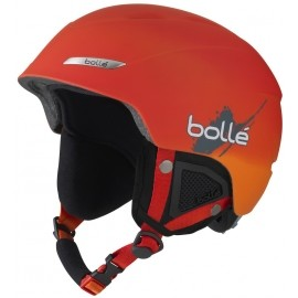 Bolle B-YOND SOFT RED GRADIENT - Skihelm