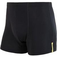 Sensor BLACK ACTIVE SHORTS - Herren Shorts
