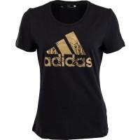 adidas FOIL LOGO - Damen T-Shirt