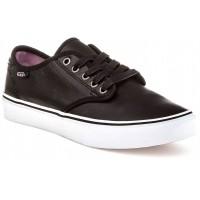 Vans W CAMDEN DX (Leather) Black - Damenschuhe