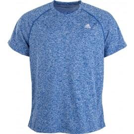 adidas BASE HEATHER TEE - Herren T-Shirt