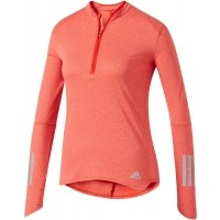 adidas RS LS ZIP W - Damen T-Shirt
