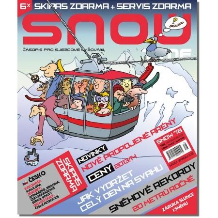 Zeitschrift Snow - Zeitschrift Snow - Sportisimo Zeitschrift Snow - 6