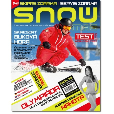 Zeitschrift Snow - Zeitschrift Snow - Sportisimo Zeitschrift Snow - 7