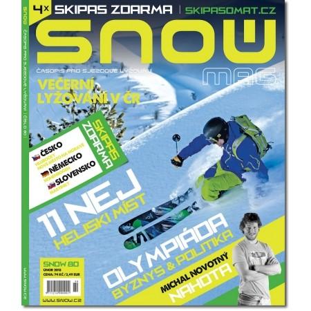 Zeitschrift Snow - Zeitschrift Snow - Sportisimo Zeitschrift Snow - 8