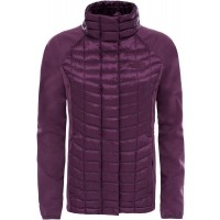 The North Face W THERMOBALL HYBRID FULL ZIP - Damen Funktionsjacke
