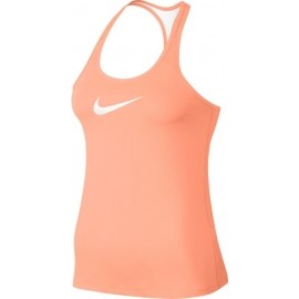 Nike W NK CL TANK SLIM SUPPORT - Damen Trainingstop