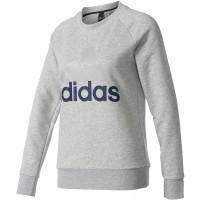 adidas ESSENTIALS LINEAR CREWNECK SWEATSHIRT - Damen Sweatshirt