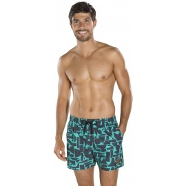 Speedo VINTAGE PRINTED 14 WATERSHORT