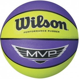 Wilson MVP MINI RUBBER BASKETBALL - Baseketball