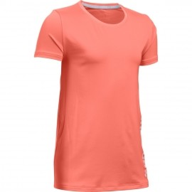 Under Armour ARMOUR SHORT SLEEVE - Mädchen T-Shirt