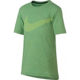 Nike BREATHE TOP SS HYPER GFX - Jungen Kompressionsshirt